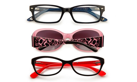 Complete Prescription Eyeglasses with Optional Eye Exam at SVS Vision Center (Up to 76% Off)