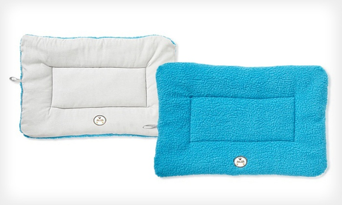 Pet Life Eco-Paw Reversible Pet Bed: $20 for a Pet Life Eco-Paw Reversible Pet Bed ($42.99 List Price). Free Shipping.