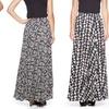 Lucky & Coco Printed Maxi Skirt