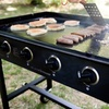 "Blackstone 36"" Griddle Station and Accessories"