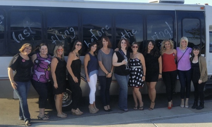 Tipsy Gypsy Limo Co. - Milwaukee: Two-Hour Karoake Party Bus Rental from Tipsy Gypsy Limo Co (40% Off)