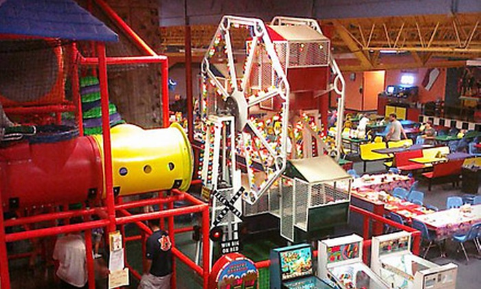 Joker's Family Fun and Games - Westbrook: $13 for $26 Worth of Games, Attractions, and Snacks at Joker's Family Fun and Games