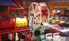 Joker's Fun and Games - Westbrook: $13 for $26 Worth of Games, Attractions, and Snacks at Joker's Family Fun and Games