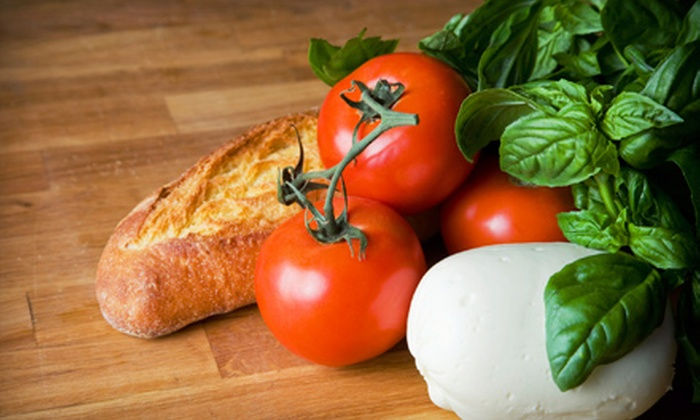 Café Sicilia - Multiple Locations: $11 for $20 Worth of Pizza and Italian Food at Café Sicilia