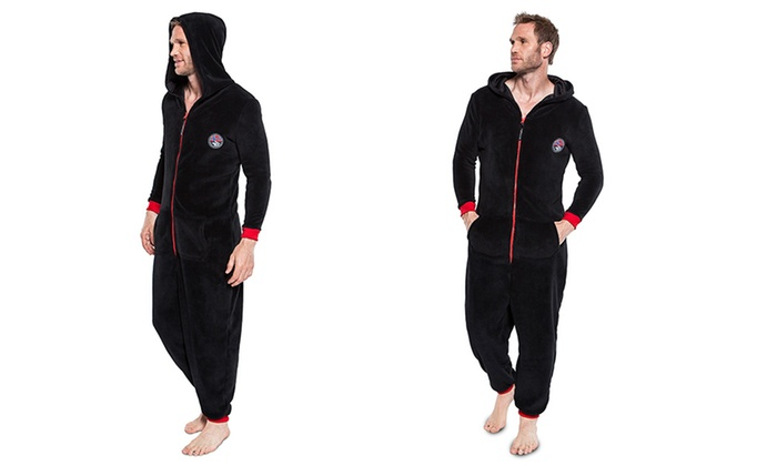Combinaison pyjama pour homme et femme groupon shopping - Combinaison polaire homme ...