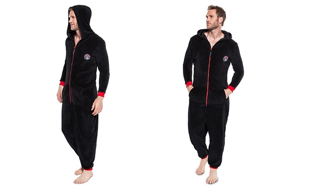 combinaison pyjama pour homme et femme groupon shopping. Black Bedroom Furniture Sets. Home Design Ideas