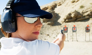 $99 For A Six-hour Comprehensive Shooting Course From Defensive Shooting Instructors ($200 Value)