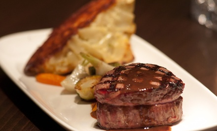 Lunch or Dinner for Two at The Edge Social Grille and Lounge (Half Off)