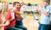 Bowl-O-Rama - Portsmouth: $29 for Two-Hours of Candlepin Bowling for Up to Six and One Large Pizza at Bowl-O-Rama ($80 Value)