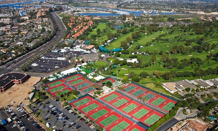 The Tennis Club at Newport Beach Country Club - Newport Beach: Two-Month Membership or 10 Tennis & Cardio Sessions at The Tennis Club at Newport Beach Country Club (Up to 89% Off)