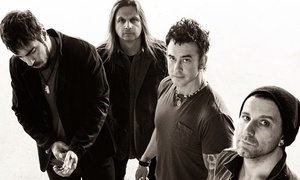 Saint Asonia: Saint Asonia at Bogart's on August 24 (Up to 32% Off)