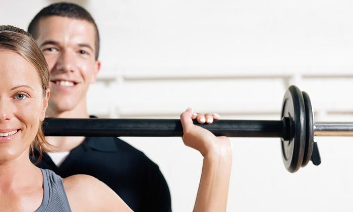MoJo's Gymnasium - Miramar: $150 for $300 Worth of Personal Training at MoJo's Gymnasium