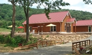 DuCard Vineyards: Winery Tour Package for Two or Four at DuCard Vineyards (Up to 54% Off)