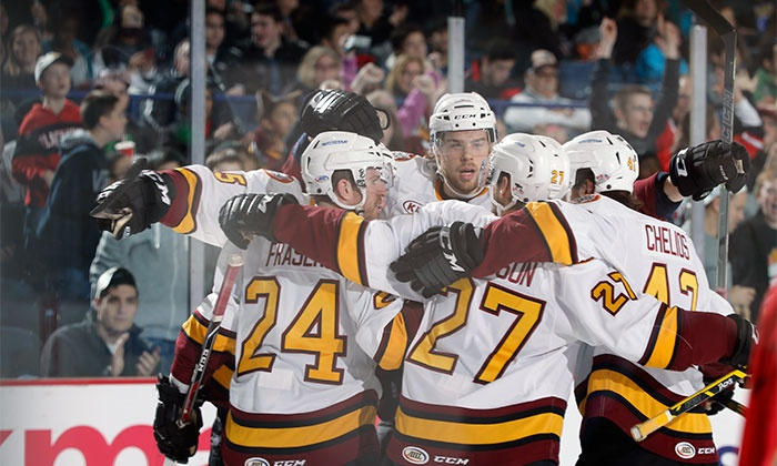 Chicago Wolves - Allstate Arena: $14 for a Chicago Wolves Game at Allstate Arena on March 19 or April 7 ($23 Value)