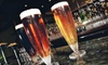 51% Off Beer Tasting and Dinner at Little Town