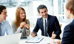 Can-Consult Services: CC$499 for Five-Day In-Class PMP Training Course at Can-Consult Services (58% Off)