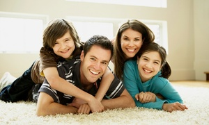 ChemDry of Fresno/Clovis: $89 for Ecofriendly Carpet Cleaning in Three Rooms from ChemDry of Fresno/Clovis ($240 Value)