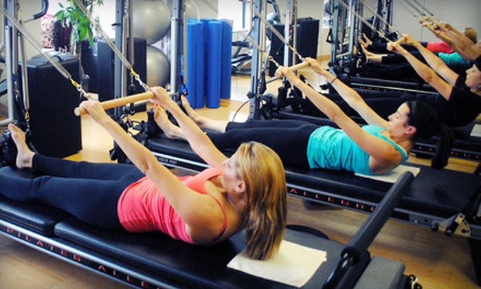 InTone Pilates - Sheepshead Bay: Three or Six Pilates Reformer Classes at InTone Pilates (Up to 75% Off)