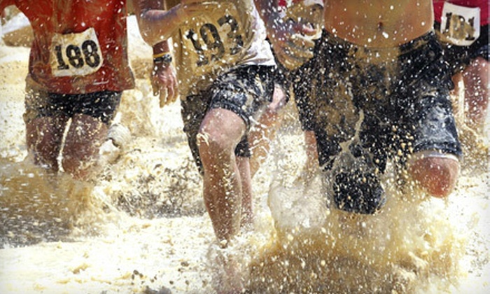 The Challenge Mud Run - Opa-locka: $24 for Race Entry for One to The Challenge Mud Run on March 30, 2013 (Up to $79 Value)