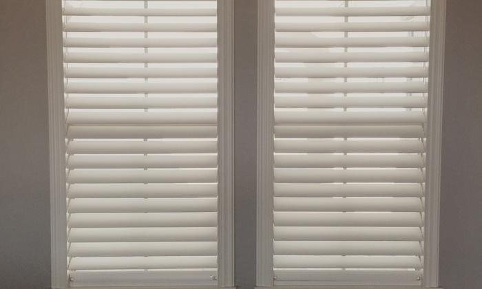 Fast Shutters 4 Less - Phoenix: $14 for $25 Worth of Window Treatments — Fast Shutters