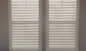 Fast Shutters 4 Less: $14 for $25 Worth of Window Treatments — Fast Shutters