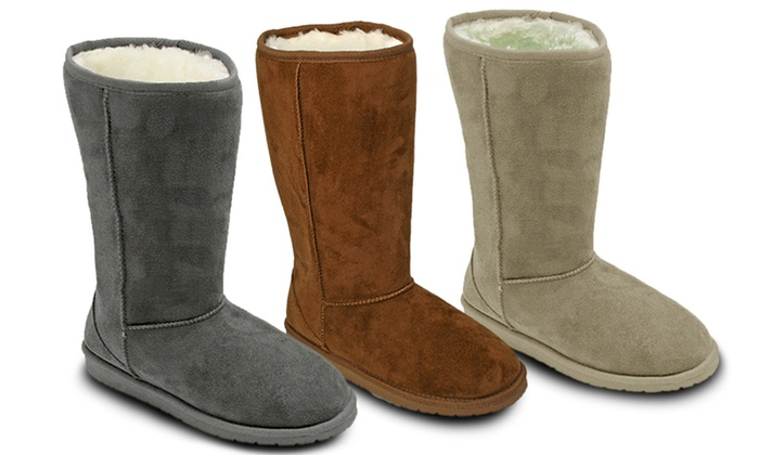 DAWGS Women's 13 In. Microfibre Boot: DAWGS Women's 13 In. Microfibre Boot. Multiple Colours Available.