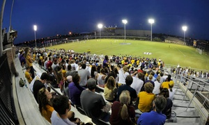 LSU Tigers Soccer Camps: 4-Day Girls Commuter or Residential Camp or One-Week Boys/Girls Camp at LSU Tigers Soccer Camps (Up to 40% Off)