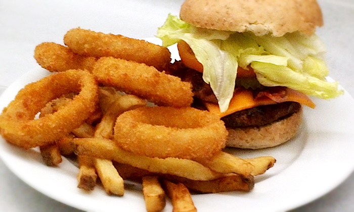 Dick's Drive-In & Dairy-Dip - Cityview - Skyline - Fisher Heights: C$11 for C$20 Worth of Burgers, Fries, and Shakes at Dick's Drive-In & Dairy-Dip