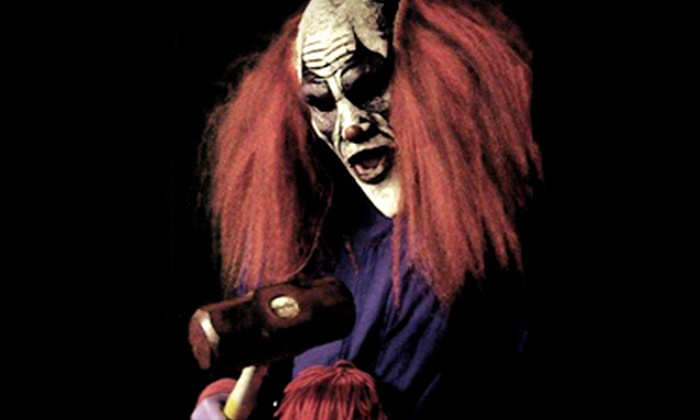 Spooky World - Litchfield NH: $83 for VIP Entry for Two to Spooky World (Up to $119.98 Value)