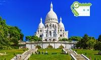 Paris: Klassik- oder Deluxe-Doppelzimmer für Zwei optional mit Frühstück im 4* Qualys-Hotel Carlton's Montmartre