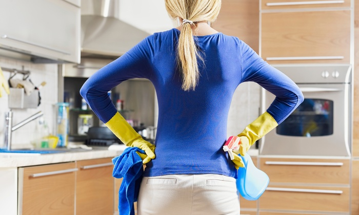 Balance Concierge - Ajax: C$99 for Four Hours of House Cleaning from Balance Concierge (C$200 Value)