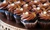 Paula Jacqueline Cakes & Pastries - Downtown Scottsdale: $21 for One Dozen Gourmet Cupcakes at La Dolce Pesca ($42 Value)