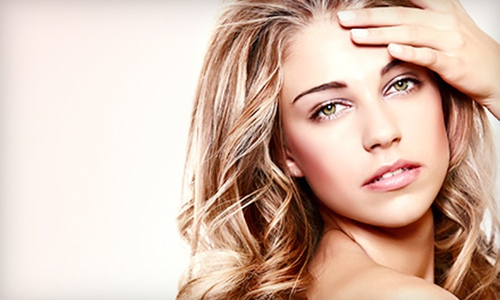 Eve at B Beautiful Salon & Spa - Highland Park: Haircut and Deep Conditioning with Optional Highlights from Eve at B Beautiful Salon & Spa (Up to 72% Off)