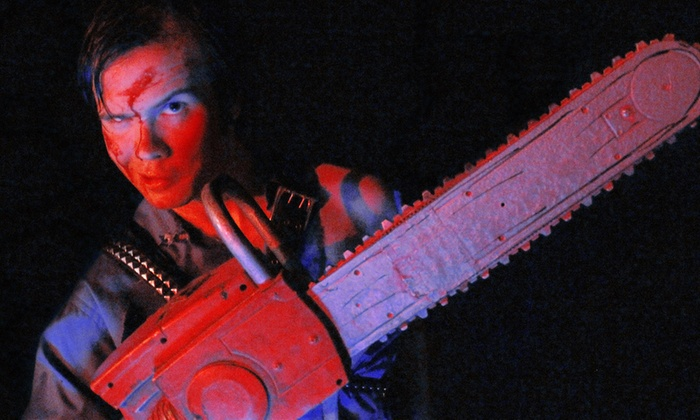 """""""Evil Dead: The Musical""""  - City Theatre: """"Evil Dead: The Musical"""" on Select Dates, October 1–29"""