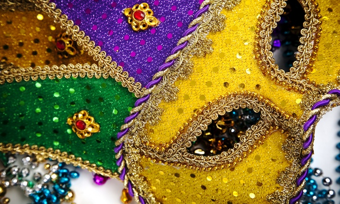 Tresetti's Mardi Gras  - Modesto: Festival Admission for Two or Four to Tresetti's Mardi Gras (Up to52% Off)