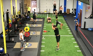 Moro Performance: 10 or 20 Boot Camp Classes at Moro Performance (Up to 79% Off)