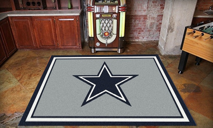 My Sports Rug: $69 for $150 Worth of Sports Rugs from My Sports Rug