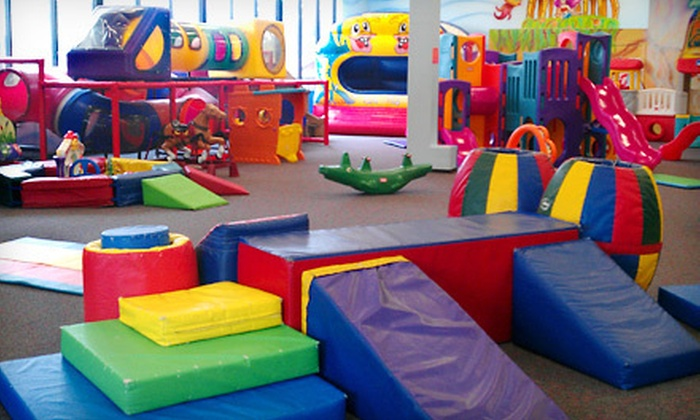 Under the Sea Indoor Playground - Multiple Locations: 5 or 10 Visits to Under the Sea Indoor Playground (Up to 61% Off)