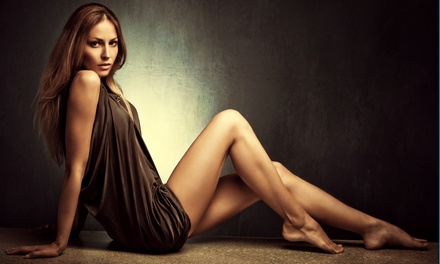 $129 for $600 Worth of Spider-Vein Removal at Soluna MD