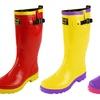Buffy Boots Women's Waterproof Rain Boots