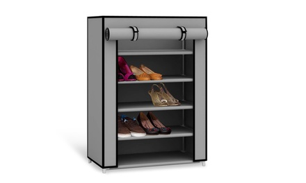 Sunbeam 5-Tier Shoe Closet