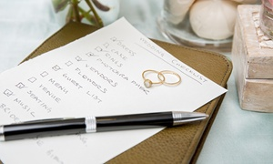 Dream Weddings & Events: $175 for $350 Worth of Wedding-Planning Services — Dream Weddings & Events