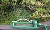 Oscillating Garden Lawn Sprinkler