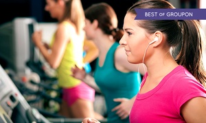 Move GB: 10 Gym Passes at Multiple Locations from Move GB (83% Off)