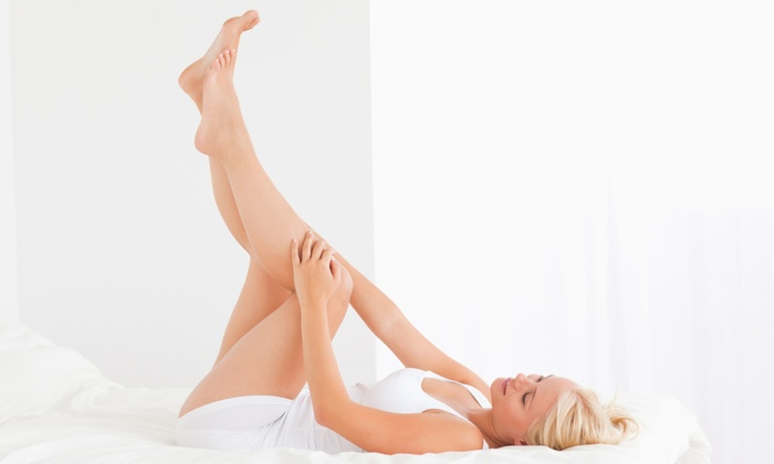 Hellenic Laser Spa - Lowry Town Center: $79 for Six Laser Hair-Removal Sessions at Hellenic Laser Spa (Up to $594 Value)