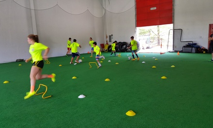 Up to 73% Off Sports Camp at Top Notch Sports Center