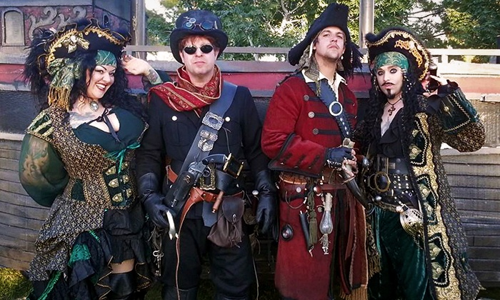 Pirate Fest LV - Lorenzi Park: $23 for Single-Day Pirate Fest LV Entry with Craft-Beer Tastings at Lorenzi Park ($30 Value)
