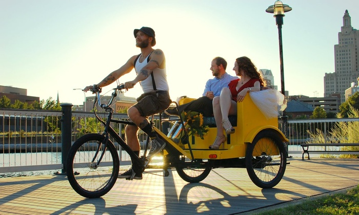 Sol Chariots Pedicab Cooperative - Providence: Up to 47% Off Pedicab Tour at Sol Chariots Pedicab Cooperative