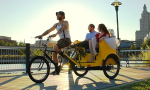 Sol Chariots Pedicab Cooperative: Up to 47% Off Pedicab Tour at Sol Chariots Pedicab Cooperative