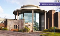 Warrington: 1 Night for 2 with Breakfast, Dinner, Wine and Leisure Access at Daresbury Park Hotel & Spa